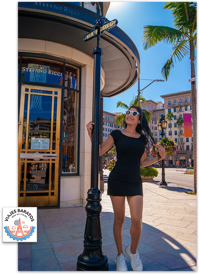 Calle Rodeo Drive Walk Of Style