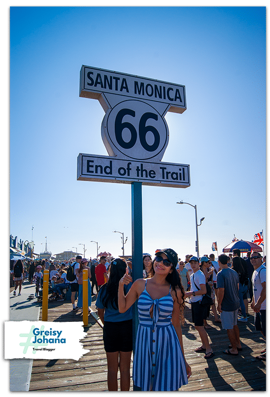 Greisy Johana Cartel Route 66 End of the Trail