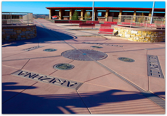 The Four Corners Monument
